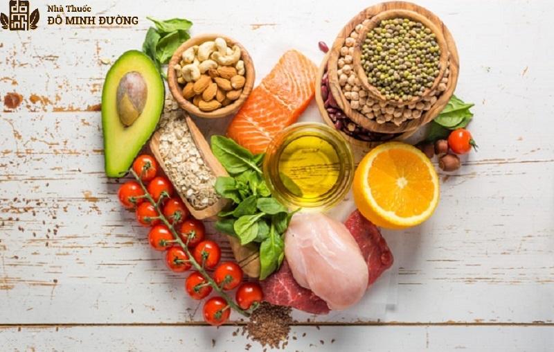 Xây dựng chế độ ăn dinh dưỡng phòng ngừa khô khớp