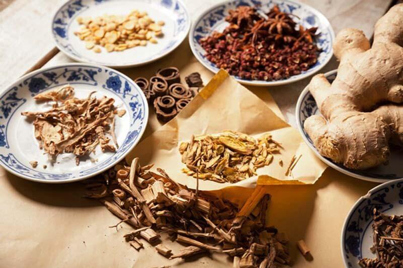 Đông y sử dụng thảo dược điều trị rối loạn cương dương