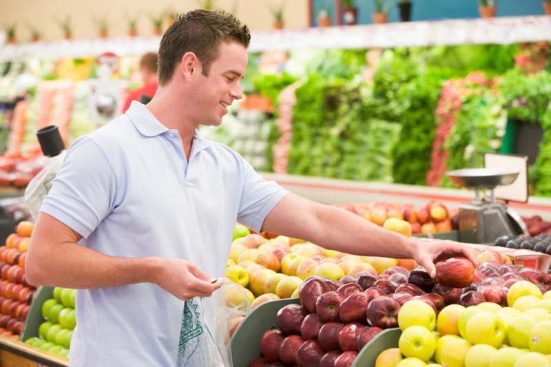 Nam giới ăn tăng cường rau xanh
