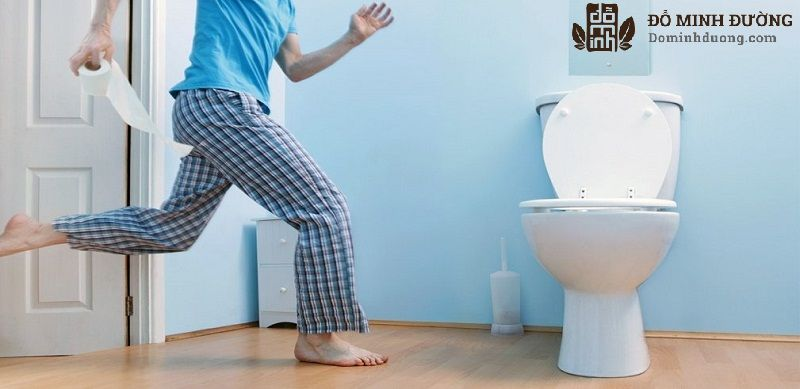 Phì đại tiền liệt tuyến thường gây rối loạn tiểu tiện