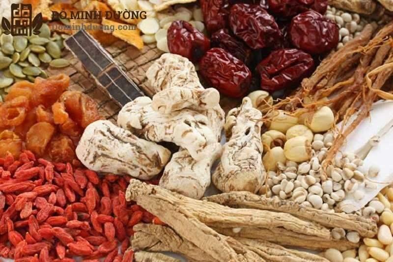 Thuốc Đông y giúp bổ thận, tráng dương, lưu thông khí huyết và cải thiện chức năng sinh dục nam giới