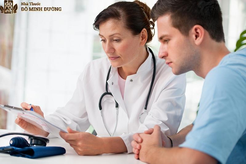 Khi bị rối loạn xuất tinh người bệnh nên sớm thăm khám bác sĩ