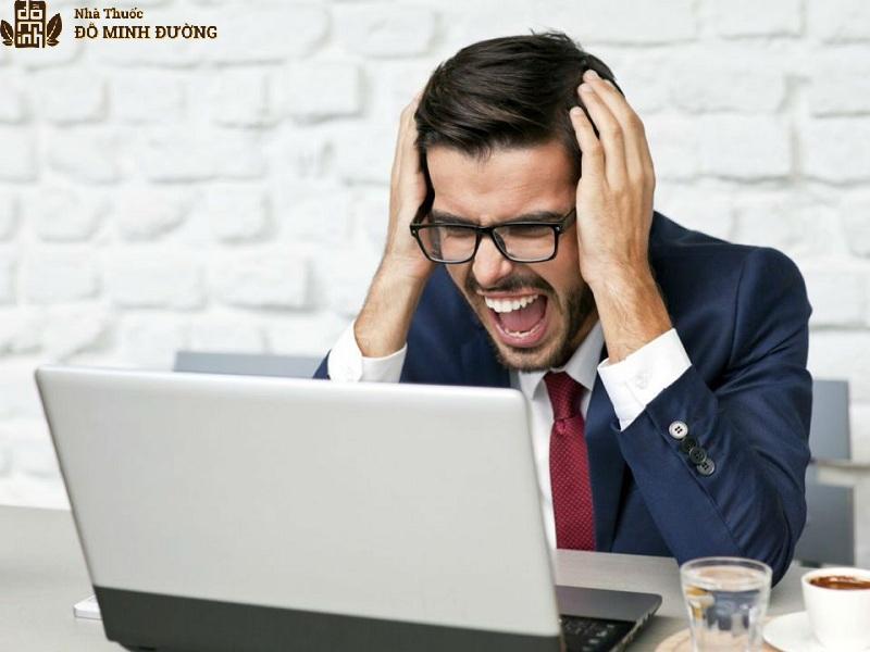 Lo lắng cũng là một trong các nguyên nhân rối loạn xuất tinh