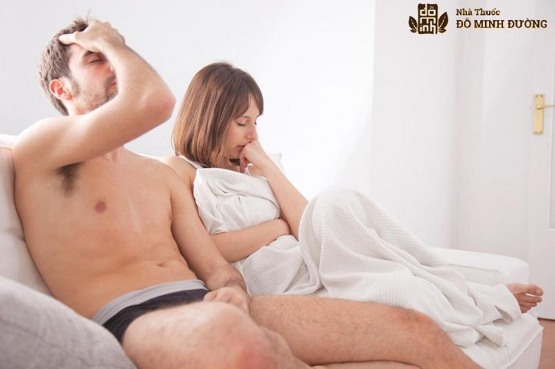 Rối loạn xuất tinh nam giớikhông thể kiểm soát xuất tinh dịch theo ý muốn