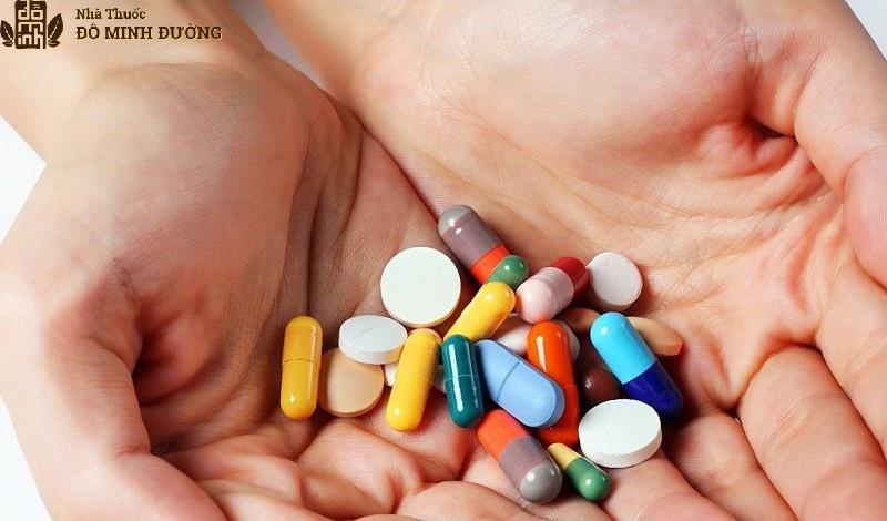 Sử dụng thuốc tăng cường chức năng bàng quang giúp giảm chứng đi tiểu nhiều