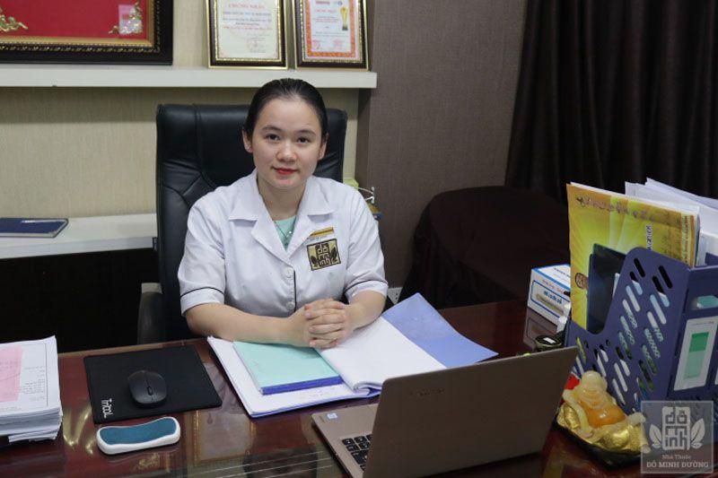 Bác sĩ Ngô Thị Hằng - Trưởng khoa phụ khoa nhà thuốc Đỗ Minh Đường