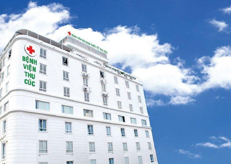 Bệnh viện đa khoa quốc tế Thu Cúc với mô hình bệnh viện khách sạn mang đến trải nghiệm tuyệt vời cho chị em