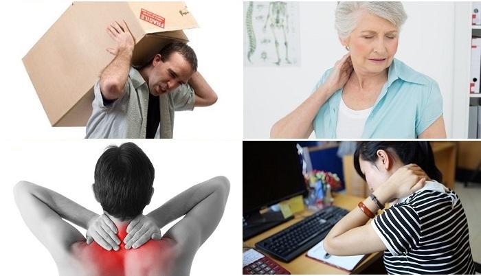 Nguyên nhân gây thoái hóa xương khớp