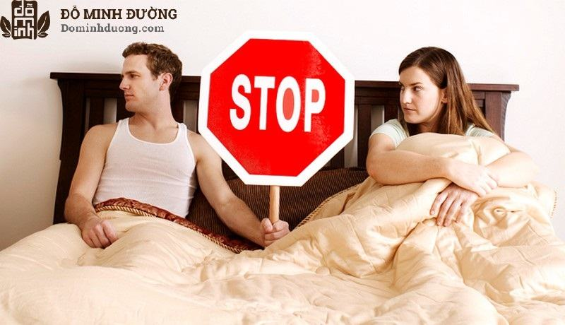 Kiêng quan hệ tình dục giúp chữa tinh hoàn bị viêm khỏi nhanh hơn;