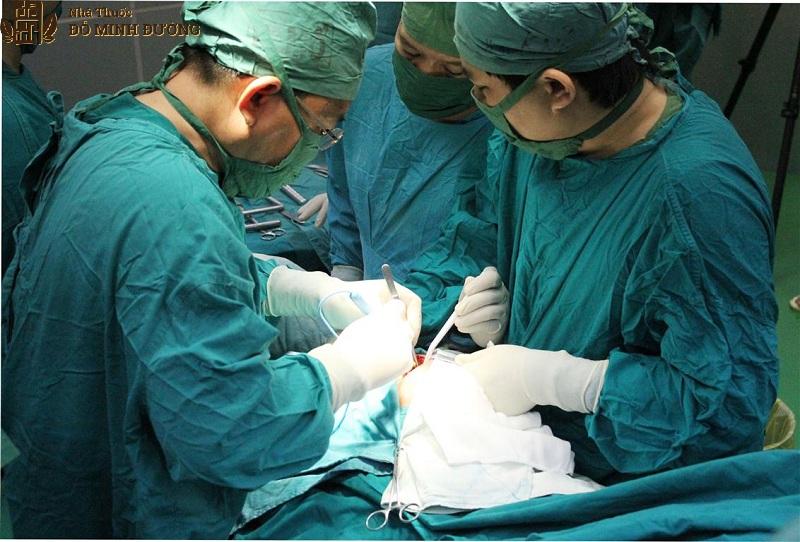 Phẫu thuật dài bao quy đầu mang lại hiệu quả cao