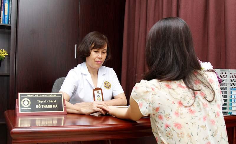 Thạc sĩ, Bác sĩ Đỗ Thanh Hà được nhiều chị em yêu mến, tin tưởng điều trị viêm nấm âm đạo