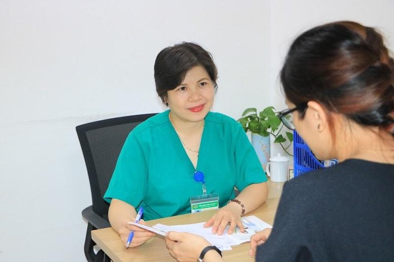 Bác sĩ Hà Thị Huệ - nữ bác sĩ chữa viêm nấm âm đạo được nhiều chị em yêu mến