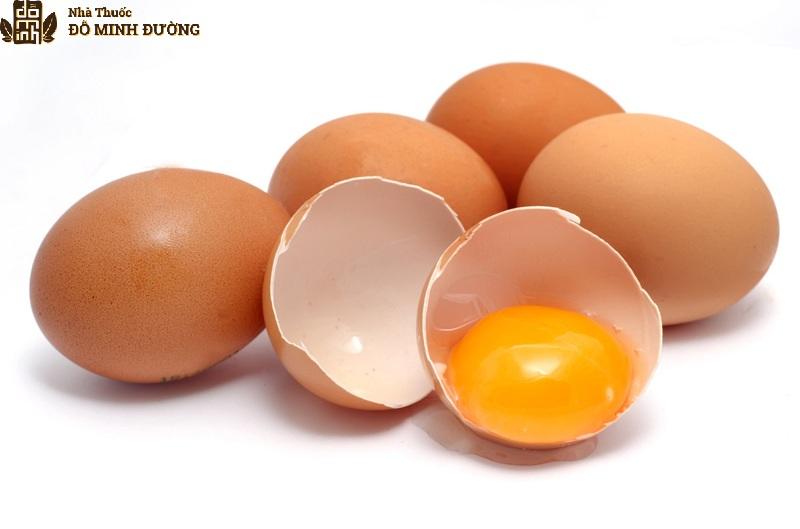 Ăn trứng gà trước khi quan hệ giúp quý ông phong độ hơn