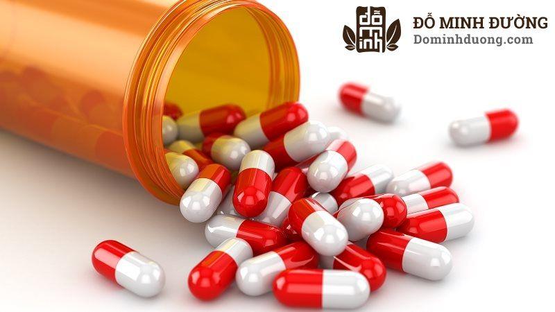 Thuốc kháng histamine là phương pháp chủ yếu để điều trị dị ứng mẩn ngứa