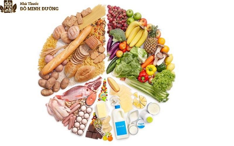 Chế độ dinh dưỡng có vai trò quan trọng tới chức năng sinh lý nam giới