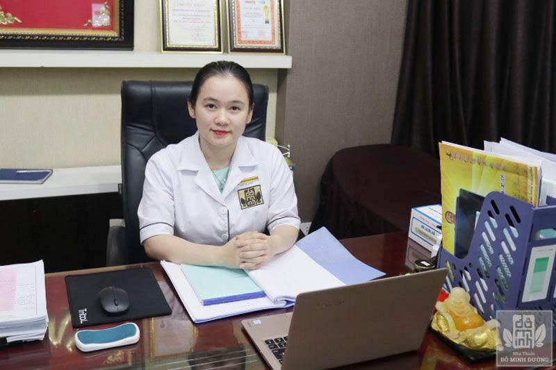 Hình ảnh BS Ngô Thị Hằng, Nhà thuốc Đỗ Minh Đường