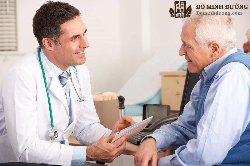 Người bệnh cần sử dụng thuốc đúng chỉ dẫn của bác sĩ điều trị