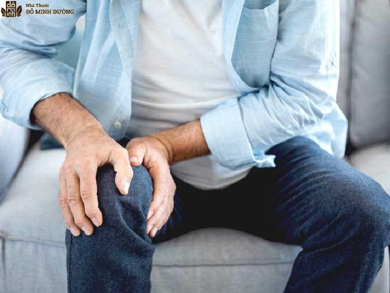 Thoái hóa khớp gây đau đớn