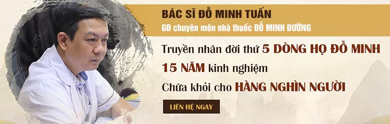 Thông tin Bác sĩ Đỗ Minh Tuấn