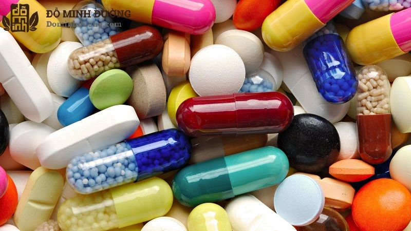 Dị ứng mỹ phẩm uống thuốc gì? Thuốc kháng histamin và một số thuốc kết hợp