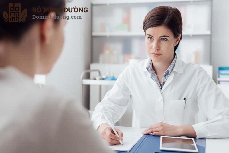 Người bệnh nên dùng thuốc theo hướng dẫn của bác sĩ để đảm bảo an toàn