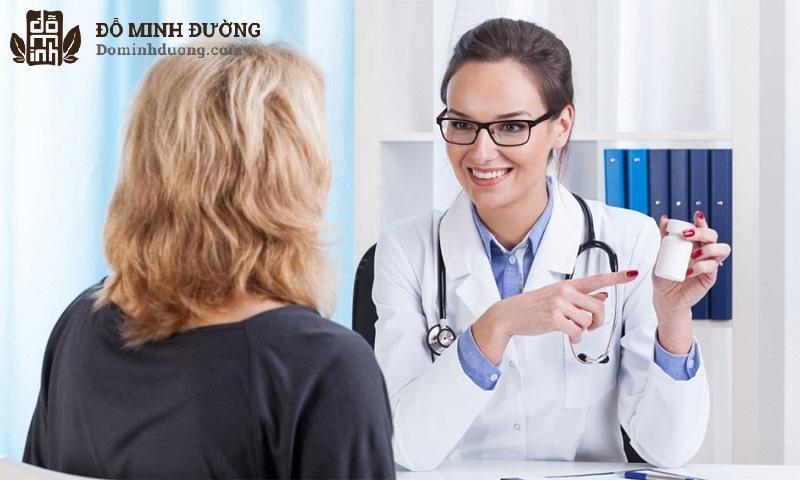 Người bệnh nên sử dụng thuốc theo chỉ định của bác sĩ để đảm bảo an toàn