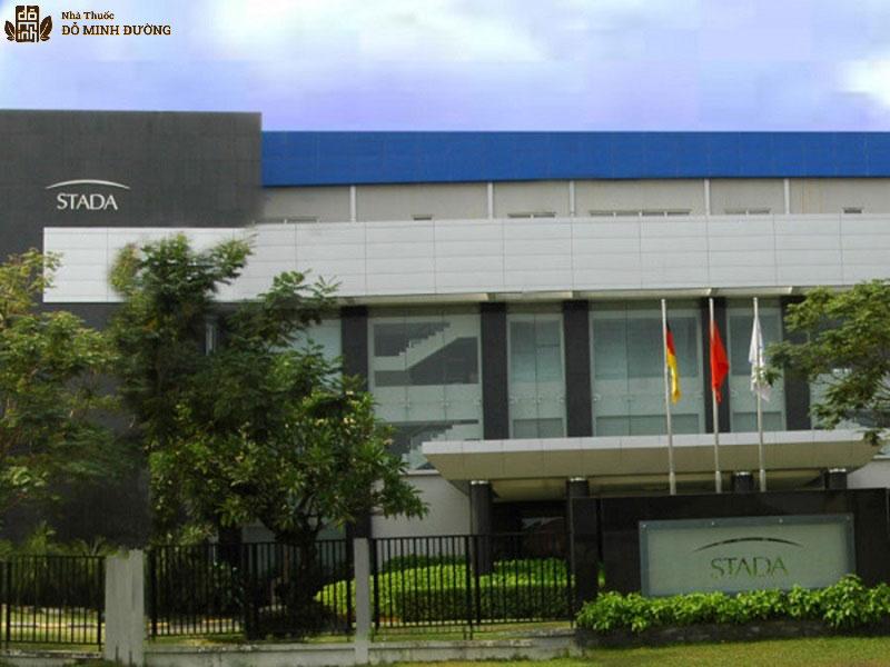Nhà máy sản xuất dược phẩm Stada