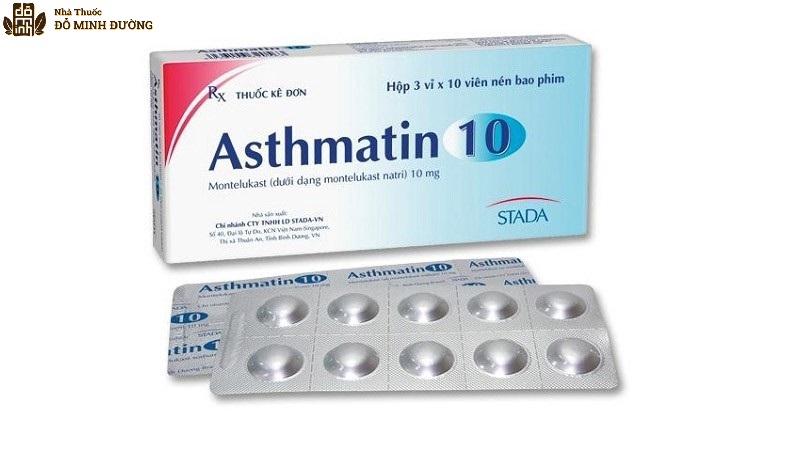 Thuốc Asthmatin 10mg