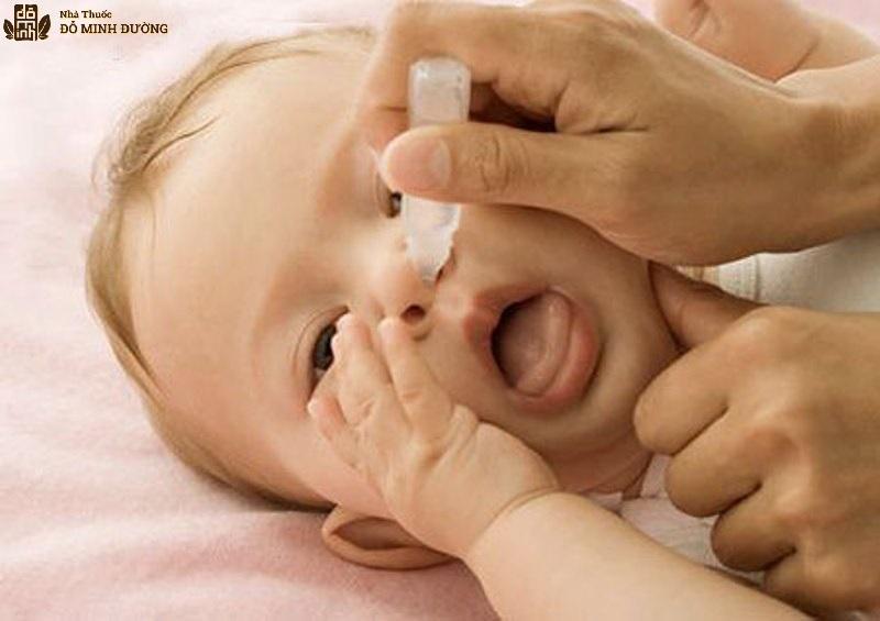 Cần cẩn trọng khi điều trị viêm xoang cho trẻ nhỏ