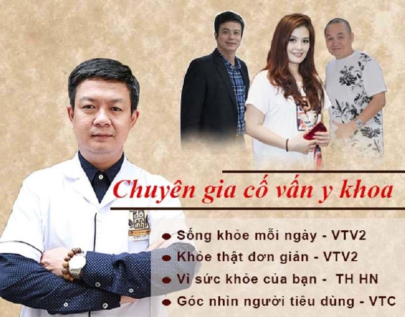 Nhà thuốc Đỗ Minh Đường đồng hành chữa bệnh cùng nhiều người nổi tiếng