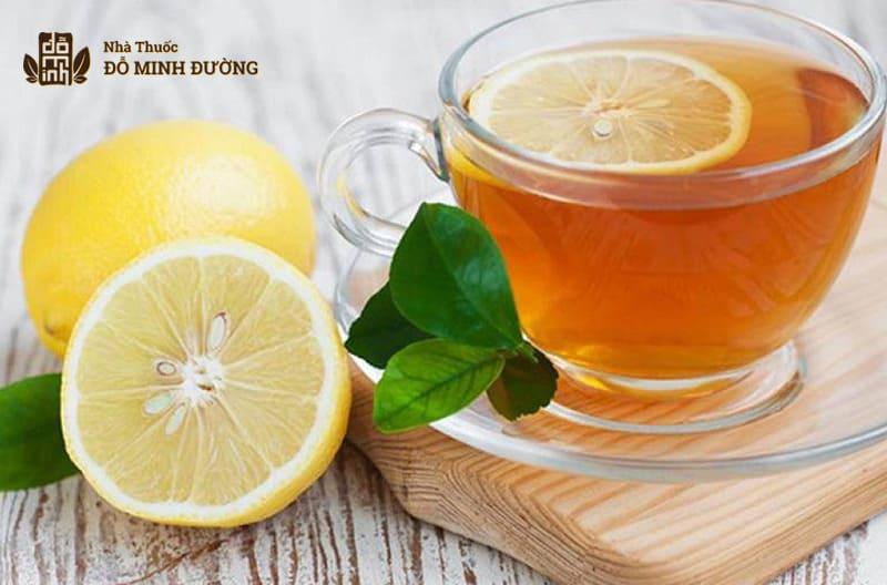 Điều trị viêm amidan cấp bằng chanh, mật ong