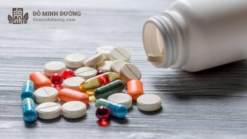 Thuốc Tây y là giải pháp chính khi điều trị viêm xoang cấp theo y học hiện đại