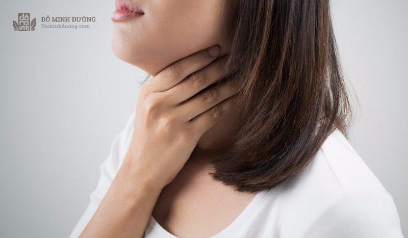 Viêm đường hô hấp là biến chứng viêm xoang dễ gặp