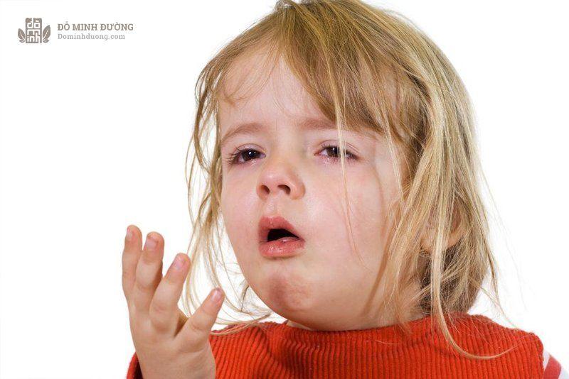 Viêm xoang gây ra nhiều biến chứng nguy hiểm cho trẻ em