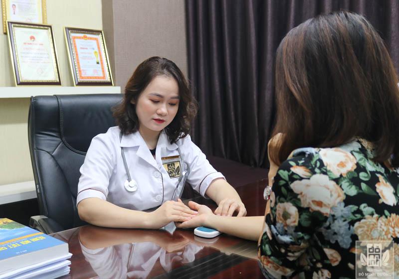 Cảm ơn bác sĩ Hằng đã tận tình giúp tôi điều trị