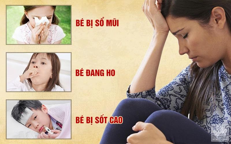 Những triệu chứng viêm họng ở trẻ bố mẹ cần chú ý