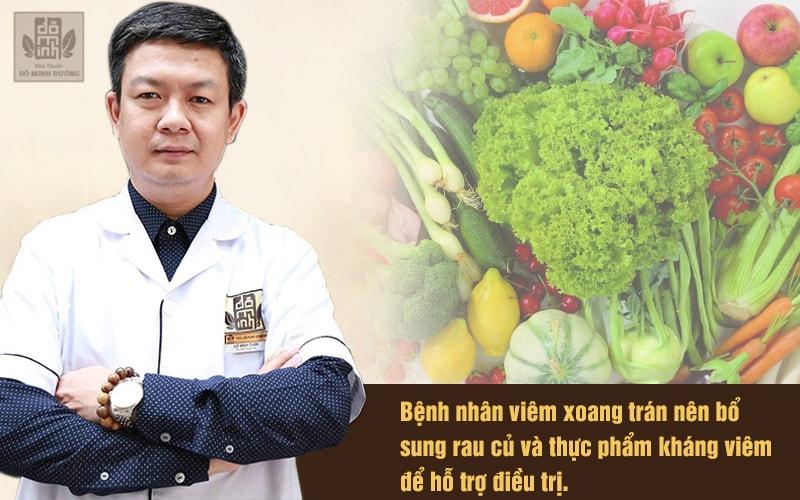Dinh dưỡng tốt nhất cho người bệnh