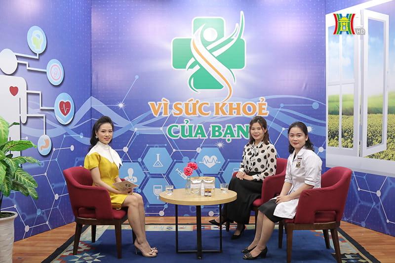 Nhà thuốc Đỗ Minh Đường trên Đài Hà Nội chữa bệnh phụ khoa