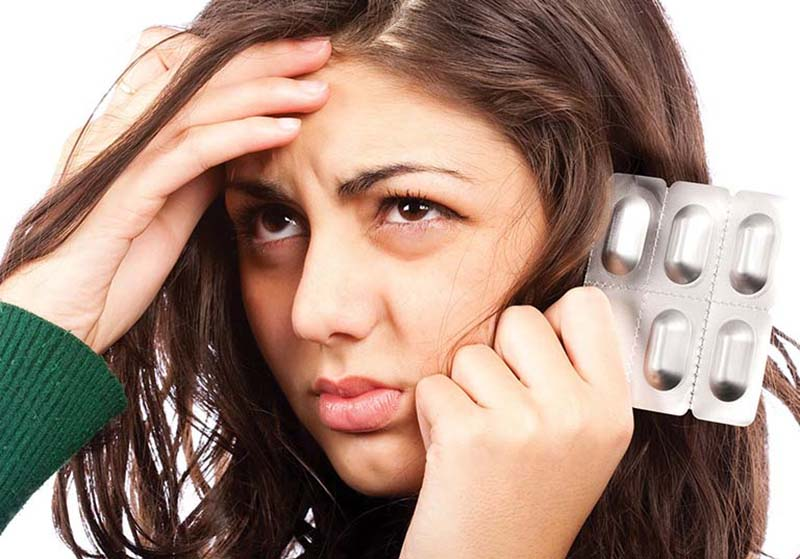 Thuốc tây có tác dụng chữa triệu chứng viêm xoang nhanh chóng nhưng dễ tái phát