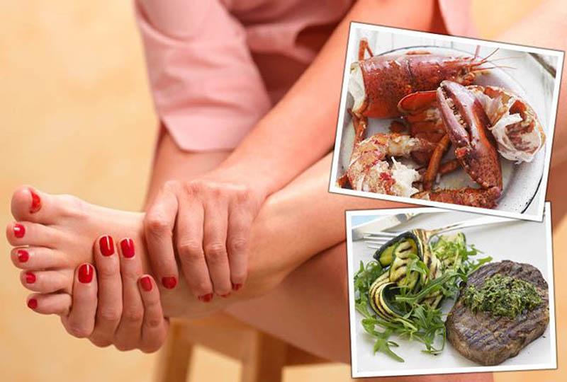 Những món ăn người đau nhức xương khớp nên tránh dịp Tết