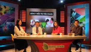 Chương trình Sống Khỏe Mỗi Ngày có sự góp mặt của lương y Đỗ Minh Tuấn và diễn viên, NSUT Hoa Thúy