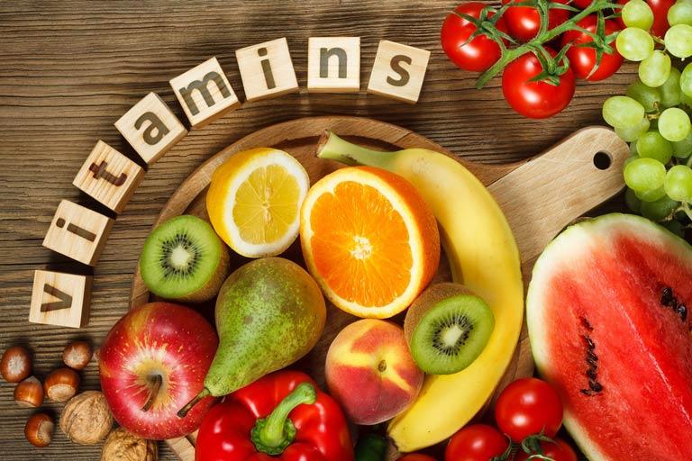 Vitamin giúp tăng sức đề kháng