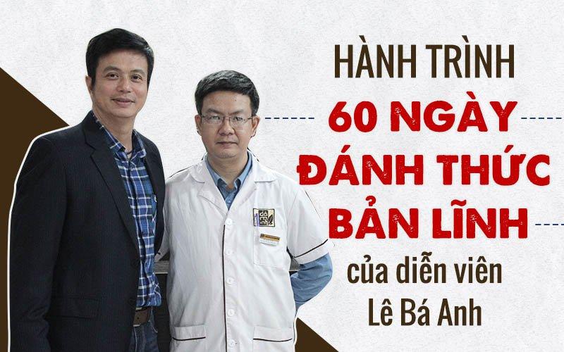 DV Lê Bá Anh chữa yếu sinh lý, suy giảm ham muốn tại Đỗ Minh Đường