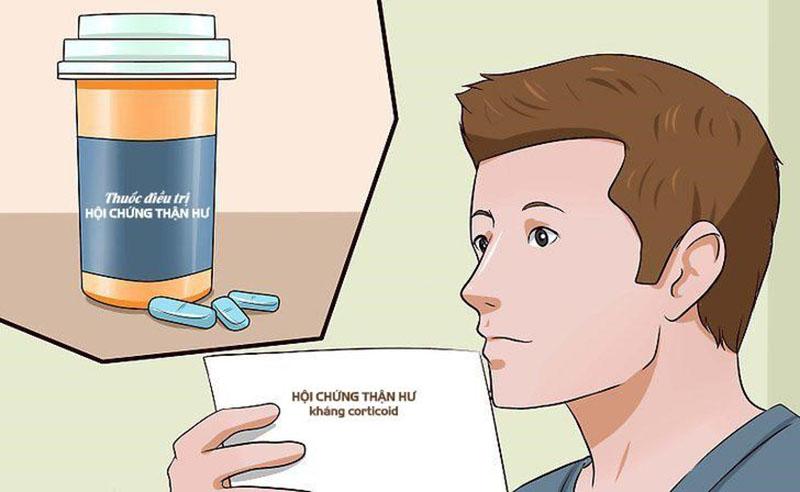 Khi sử dụng thuốc điều trị thận hư, người bệnh cần thực hiện theo đúng phác đồ điều trị của bác sĩ
