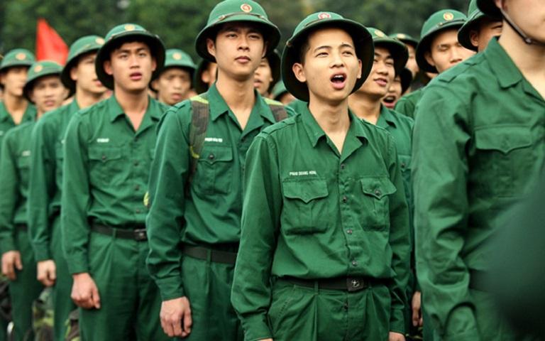 Thực hiện nghĩa vụ quân sự là trách nhiệm công dân của mỗi người