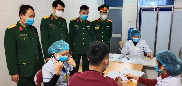Dựa vào kết quả khám bệnh của Hội đồng mà đánh giá người đó có được miễn hay tạm hoãn thực hiện nghĩa vụ quân sự
