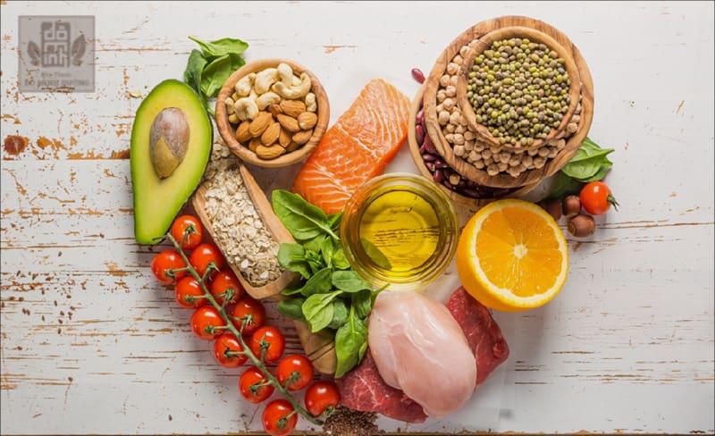 Dinh dưỡng góp phần cải thiện các triệu chứng khi mãn kinh