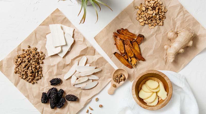 Các thảo dược có trong bài thuốc đều là nam dược quý hàng đầu được thu hái từ vườn dược liệu sạch