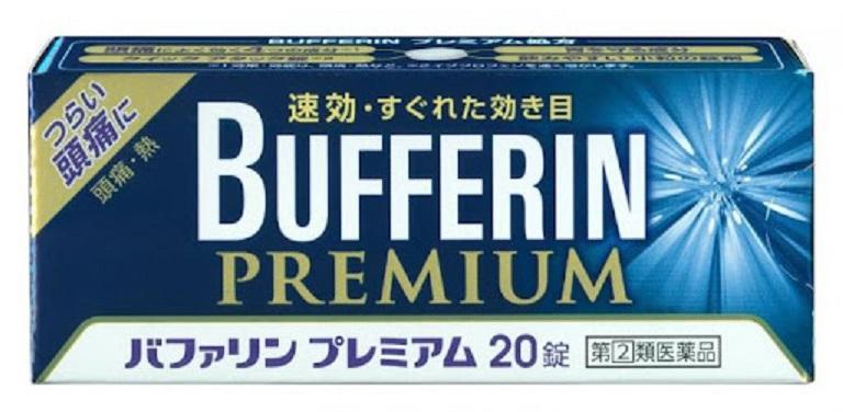 Viên uống giảm đau Bufferin Premium làm dứt nhanh cơn đau vai gáy