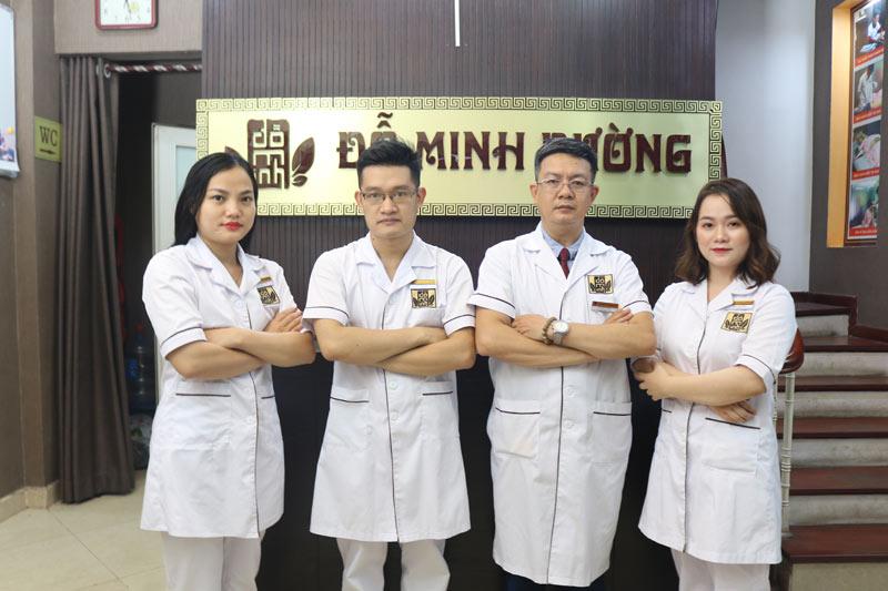 Đội ngũ lương y, bác sĩ giỏi tại nhà thuốc chúng tôi